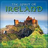 Sellers Publishing 2018 The Spirit Of Ireland: Images And Blessings Of The Emerald Isle Wall Calendar (CA0161)