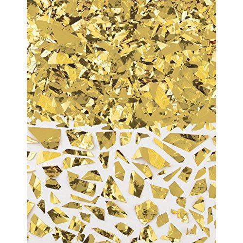 Gold Sparkle Shredded Foil (Foil Confetti)