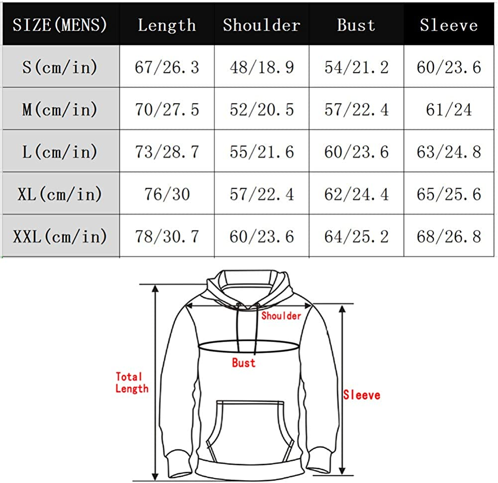 Just Hiker Full Print Hoodies Travel Space Cotton Sweatshirt Sweater Thickness Sportswear