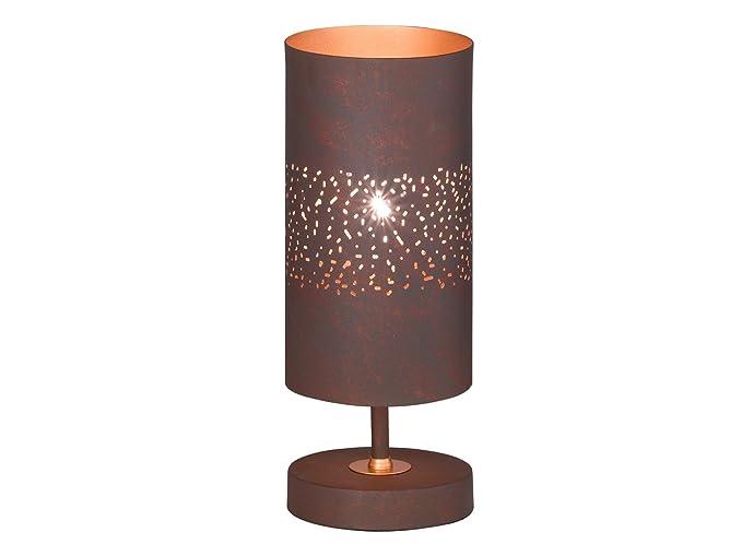 Lámpara de mesa/Noche Ancona - Lámpara de mesa con filamento ...
