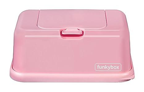 Caja para Toallitas Rosa Pastel