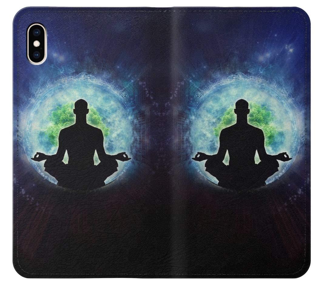 Innovedesire Yoga Nature Universe Caso del Tirón Funda ...