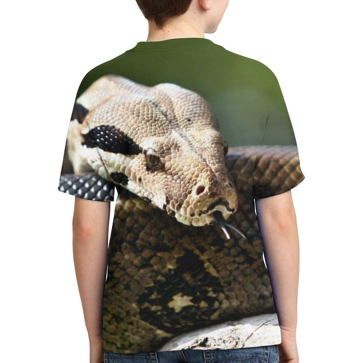 YILINGER 3D Printed T Shirts Baby Shower Design Casual Mens Hipster Top Tees