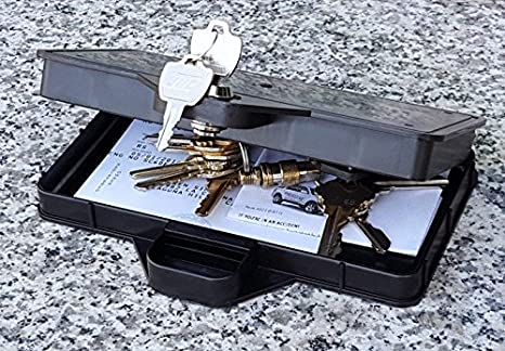 I5 Small Lockable Storage Box For Motorcycles
