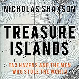 Treasure Islands Hörbuch
