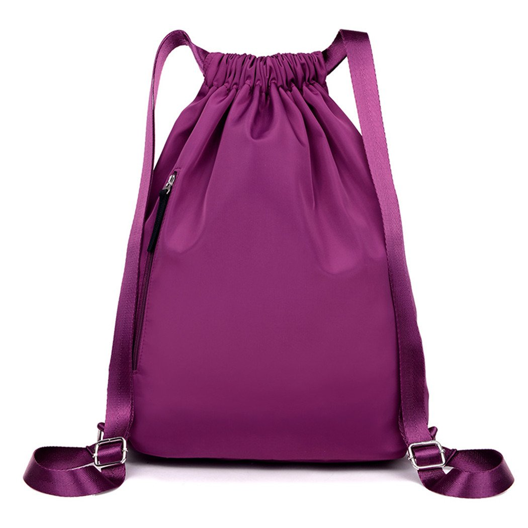 Waterproof Drawstring Sport Bag Waterproof Backpack For Men Women 1918081