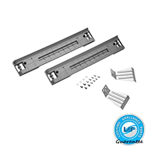 "Ultra Durable Stacking Kit for Samsung Washer & Dryer - 27"" Front Load Laundry SKK-7A"
