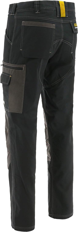 32 X 30 Cm Color Negro Pantalones De Trabajo Caterpillar Cat Workwear Essentials Ropa Pantalones
