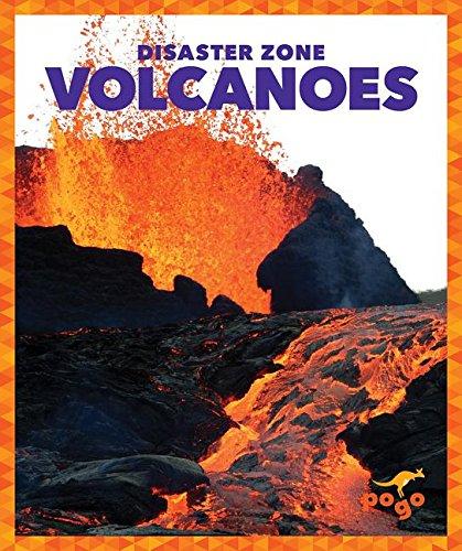 Volcanoes (Pogo Books: Disaster Zone)