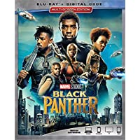Black Panther Blu-ray 2018