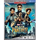 BLACK PANTHER [Blu-ray]