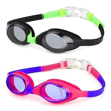 dee79e53e94 Amazon.com   Kids Swim Goggles