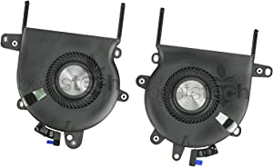 "Odyson - Left & Right Fans Replacement for Apple MacBook Pro 13"" A1706/A1989 (2016-2019)"