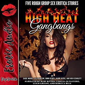 High Heat Gangbangs Audiobook