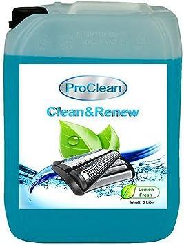 Proclean cabezal de limpiador para rellenar de Braun Clean & Renew ...