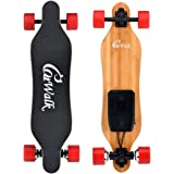 "Catwalk Electric Skateboard Dual Motor 700W,4.4AH Lithium Battery,7 Layers 32"" Maple with Remote Control"