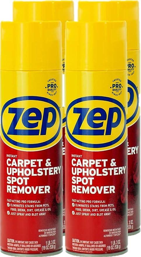 Zep ZUSPOT eliminador instantáneo de manchas y manchas: Amazon.es: Industria, empresas y ciencia