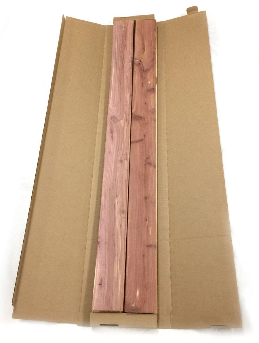 Cedar Elements Cedar Planking - 40 Square Feet
