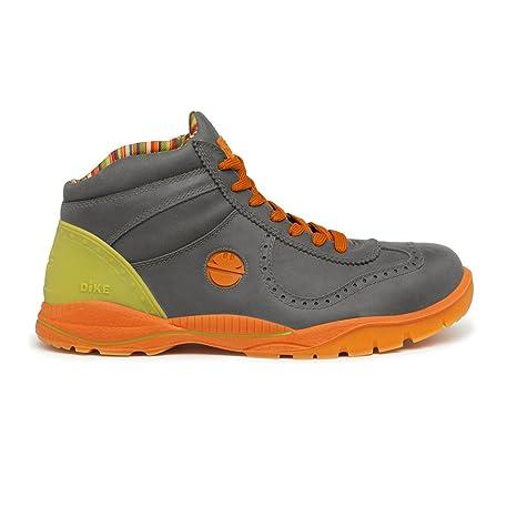 Dike zapato de seguridad Alto, Zapato de trabajo Jumper Jet ...