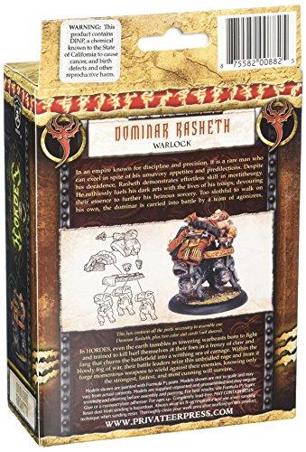 Privateer Press - Hordes - Skorne: Dominar Rasheth Model Kit 4
