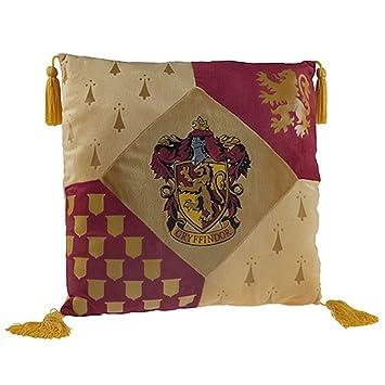 coussin harry potter Harry Potter Maison Gryffondor Coussin Taie d'oreiller officielle  coussin harry potter