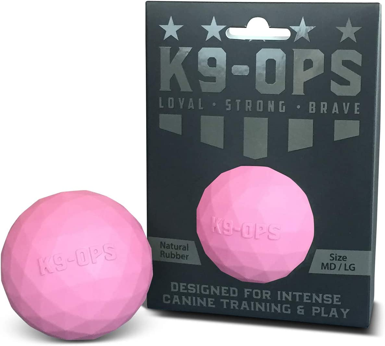 Pelota de juguete para perro Moki de K9 Ops – diseñada para ...