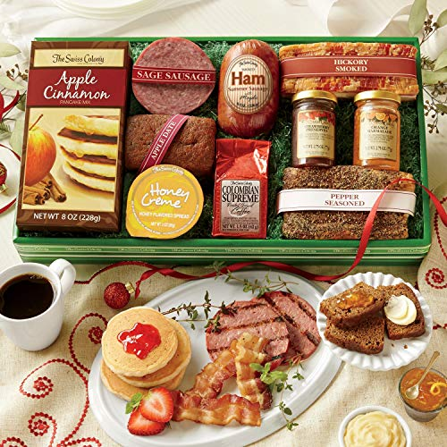 (Christmas Breakfast Gift Assortment from The Swiss Colony)