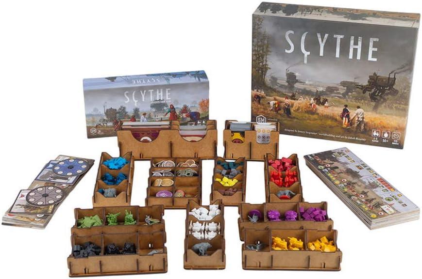 E-Raptor Insert for Scythe: Amazon.es: Juguetes y juegos