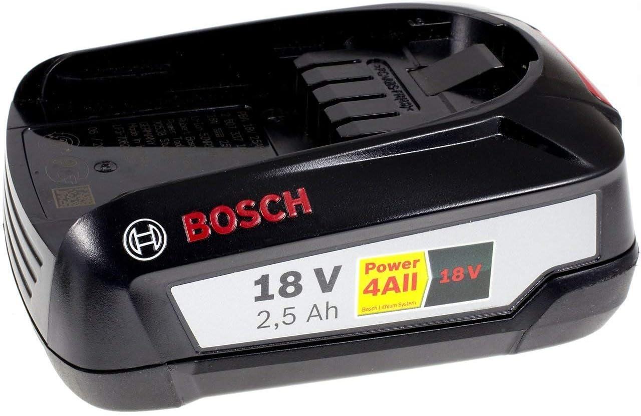 Batería de Alta Capacidad para Herramienta Bosch Modelo 1600A005B0 Original 2500mAh