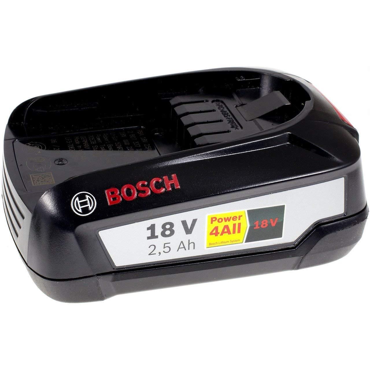 Batteria di alimentazione per Utensile Bosch tipo 2 607 336 039 originale 2500mAh