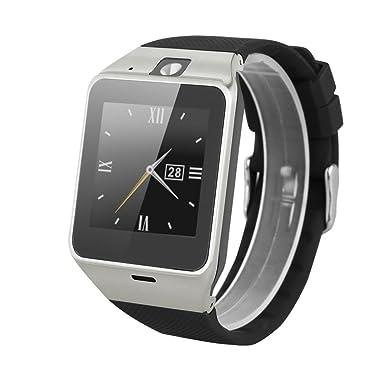 """Generic Aplus Gv18 Bluetooth inteligente reloj teléfono reloj de pulsera de 1,55 """""""