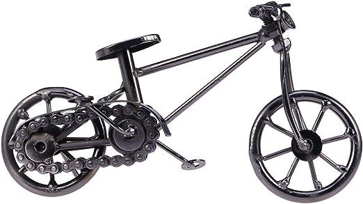 Vosarea Modelo de Bicicleta Vintage Artesanía de Hierro Arte ...