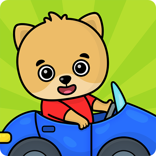 Car games for toddlers -
