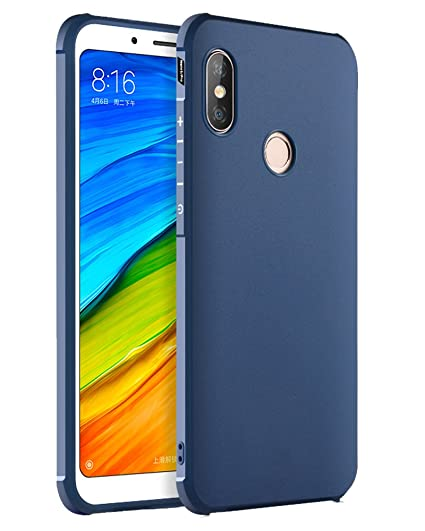 bac3ca4c3 Golden Sand Xiaomi Redmi Note 5 Pro Back Cover Armor  Amazon.in  Electronics
