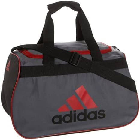 666d5f769c1a Image Unavailable. Image not available for. Color  adidas Diablo II Gear Up  Small Gym Travel All Sports Gear Duffle Bag ...