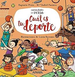 Amazon.com: Cuál es tu deporte (Primeros Lectores (1-5 Años ...