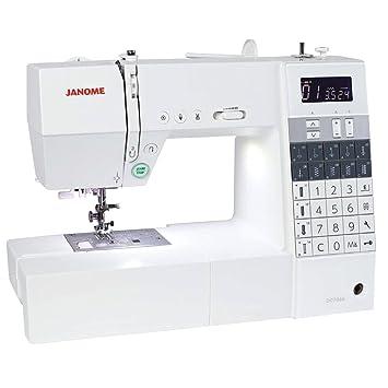 Janome DC 7060 - Máquina de coser