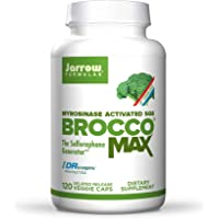 Jarrow Formulas Broccomax Nutritional Supplements, Assists in Cell Replication and Liver Health, 120 Veggie Caps