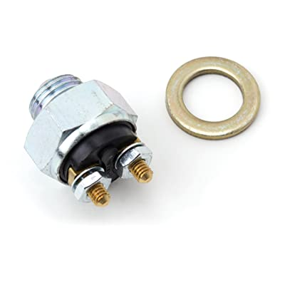 Lokar S-68154 Neutral Safety Switch with Washer: Automotive