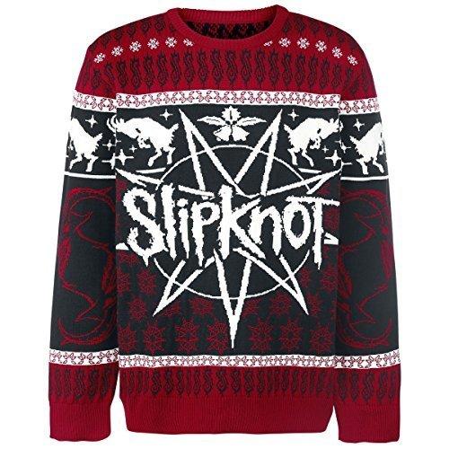 Slipknot - Holiday - offiziell Herren Weihnachten (Weihnachten) Pulli (Pullover)