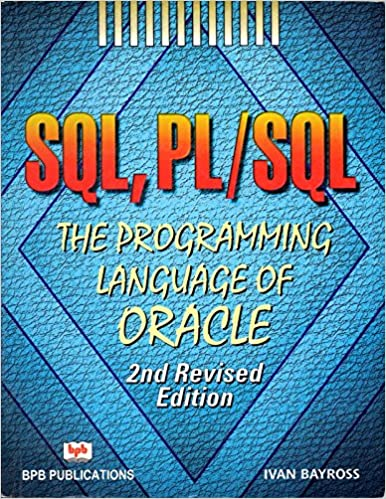 9788176569644: sql, pl/sql the programming language of oracle.