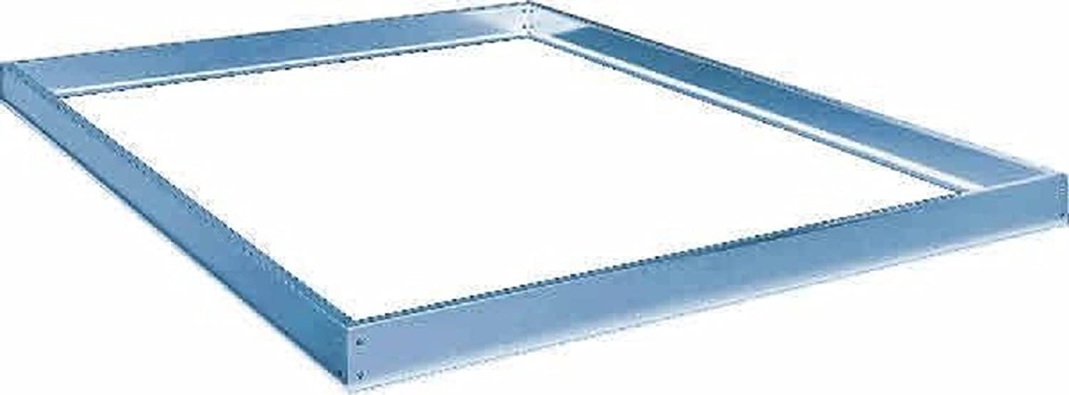 Greenhouse Metal base 6ft x 6ft (1918mm x 1918mm)