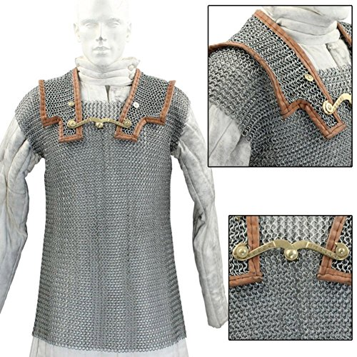 Lorica Hamata Roman Chainmail Armor (Medium) ()