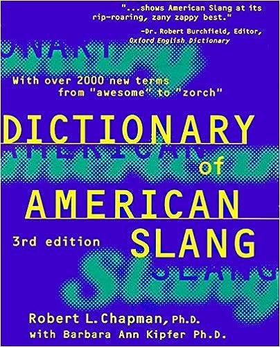 f28b5e3a78 Amazon.com  The Dictionary of American Slang (9780062701077)  Robert ...