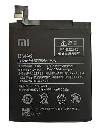 ef220da9585 Ininsight solutions Battery for Xiaomi redmi Note 3  Amazon.in  Electronics