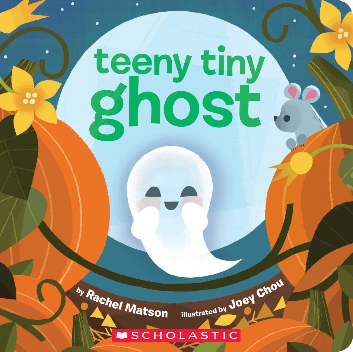 Teeny Tiny Ghost: Amazon co uk: Rachel Matson, Joey Chou: Books