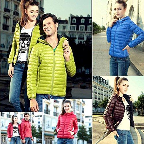 Down Mince Couleur Femmes Les Slim Manteau Hiver S Bonbons Chaud Tonsee Manteau Veste Brun xwqY8ATA