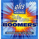GHS Sub-Zero Guitar Boomers Electric Guitar Strings - Extra Light (Standard)
