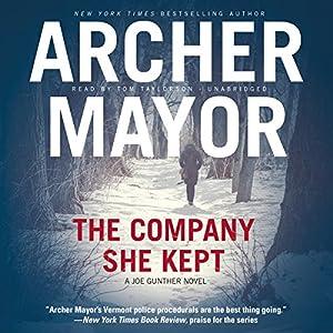 The Company She Kept Audiobook