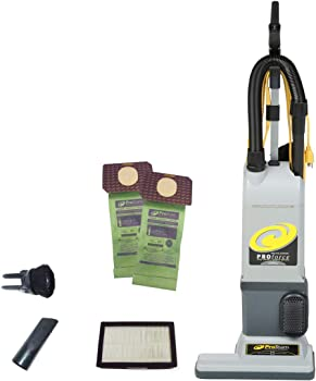 ProTeam ProForce 1500XP Bagged Upright Vacuum